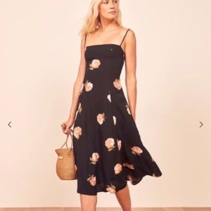 REFORMATION Vollare Dress in Ingrid NWT